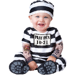 Time Out Infant / Toddler Costume 100-212952