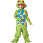 Lil' Froggy Toddler Costume 100-212979
