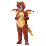 Fire Breathing Dragon Toddler Costume 100-215703