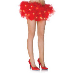 Light-Up Red Tutu Adult 100-214714