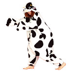 BCozy Cow Adult Costume 100-215966