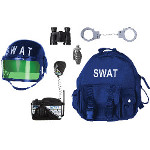 Gear to Go - SWAT Adventure Play Set 100-216020