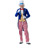 Uncle Sam Elite Collection Adult Costume 100-216065