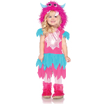 Sweetheart Monster Toddler Costume 100-213617