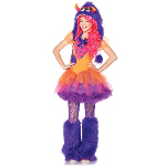 Fur-ocious Frankie Teen Costume 100-213637