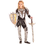 Warrior Snow Tween Costume 100-216402