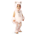 Pink Shaggy Kitty Infant / Toddler Costume 100-216417
