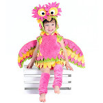 Holly the Owl Child Costume 100-216463