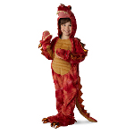 Hydra the Three-Headed Dragon Child Costume 100-216478