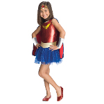 Wonder Woman Tutu Child Costume 100-216084