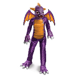 Skylanders Spyro's Adventure - Spyro Deluxe Child Costume 100-216130