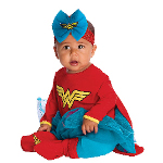 Wonder Woman Onesie Infant Costume 100-216176
