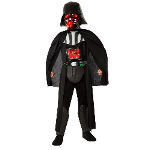 Star Wars Deluxe Light-Up Darth Vader Child Costume 100-216224