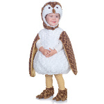 White Barn Owl Toddler Costume 100-215832