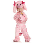 Pink Poodle Child Costume 100-215846