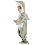 Shark Toddler Costume 100-215847
