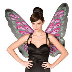 Gothic Butterfly Wings Adult 100-216714