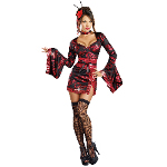 The Geisha with the Dragon Tattoo Adult Costume 100-217853
