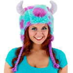 Monsters University Sulley Deluxe Hat