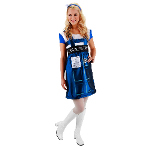 Dr. Who Adult Tardis Dress 100-217305