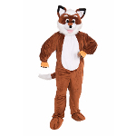Promotional Fox Adult Costume 100-217997