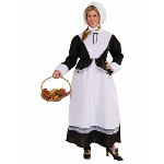 Pilgrim Woman Adult Costume 100-218002