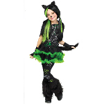 Kool Kat Child Costume 100-217050