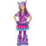 Polka Dot Monster Child Costume 100-217056