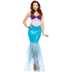 Disney Princess Undersea Ariel Adult Costume 100-217387