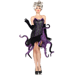 Disney Ursula Adult Costume 100-217390
