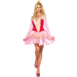 Disney Princesses Princess Aurora Adult Costume 100-217396