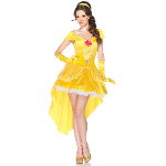 Disney Princesses Enchanting Belle Adult Costume 100-217402