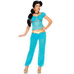Disney Princesses Jasmine Adult Costume 100-217415