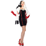 Disney Cruella Adult Costume 100-217419