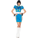 Street Fighter Chun-Li Adult Costume 100-217426