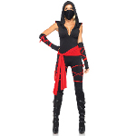 Deadly Ninja Adult Costume 100-217431