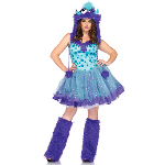 Polka Dotty Adult Plus Costume 100-217459