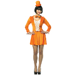 Dumb and Dumber Lloyd Christmas Adult Tuxedo Dress 100-217175