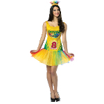 Crayola Crayon Box Adult Costume 100-217178