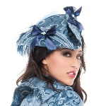 Blue Pirate Hat 100-217820