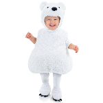 Polar Bear Toddler/ Child Costume 100-218301