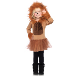 Cuddly Lion Toddler/Child costume 100-217067