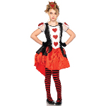 Wonderland Queen Child Costume 100-217070