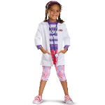 Deluxe Doc McStuffins Toddler/Child Costume 100-218177