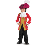 Jake And The Neverland Pirates Captain Hook Costume 100-218183
