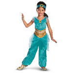 Disney Jasmine Deluxe Sparkle Toddler/Child Costume 100-218204