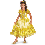 Disney Belle Deluxe Sparkle Toddler/Child Costume 100-218207