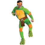 Teenage Mutant Ninja Turtles Michelangelo Adult Costume 100-217530