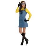 Despicable Me 2 Lady Minion Adult Costume 100-217624