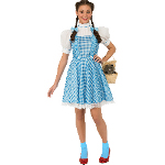 Wizard of Oz Dorothy Adult Costume 100-217670